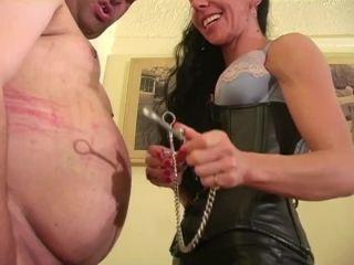 Nipple Destruction
