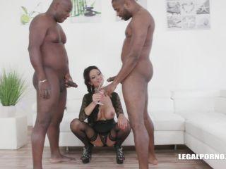New 28.06.19 MorganXX deep vaginal fisting interracial