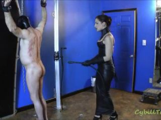 Leather Gloves – Cybill Troy FemDom Anti-Sex League – Whipping Blue