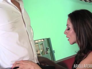Ariella Ferrera in Van Wylde Fills My Glass