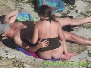 Beach safaris sex in the beach nude part 3