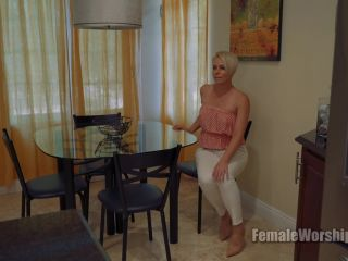 Porn online Female Worship – I Shouldn't Have To Work, Should I. Starring Helena Locke [Pussy Worship, Pussy Eating, Pussy Licking, Cunilingus, Female Orgasms] femdom