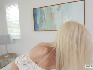 JaysPOV presents Kiara Cole in Tiny Blonde Teen Casting POV —