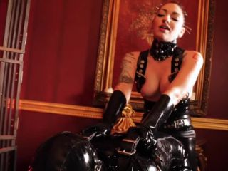 Cybill Troy – Butchered Rubber Sodomy Bitch – Anus, Anal Fucking | female domination | anal porn fetish diva