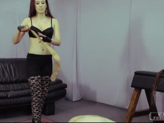 CRUEL PUNISHMENTS  SEVERE FEMDOM  Anette's brutal punishments part1. Starring Lady Anette