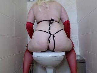 Mistress Annalise - Shit Smeared Dick [FullHD 1080P] - Screenshot 2