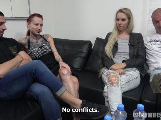CzechWifeSwap presents Anal Superfuck Czech Wife Swap 11 Part 4