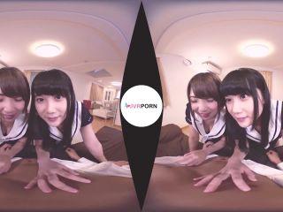 Hirose Umi, Ayaaya Miyazaki in Have Fun with Two Japanese Girls