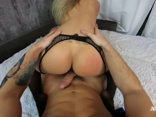 HanselGrettel - Young Girl in Stockings Ride Cock Step-Brother. POV & CREAMPIE  | big dick | hardcore amateurs porn cams