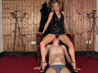 Human Furniture – Lethal Bitches – FB1252 – Sophia's Human Throne