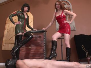 Worship the Ladies Boots