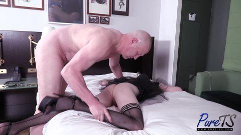 Regina Twist - Gimped Out For His Pleasure (1080p)