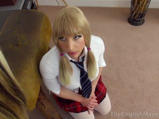 femdom - The English Mansion – Academy Girl's Comeuppance Pt2 – Complete Movie. Starring Mistress Sidonia [spanking tv]