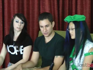 Lost bets productions - Strip Magnitude with Dakota, Brad, and Mina (HD)