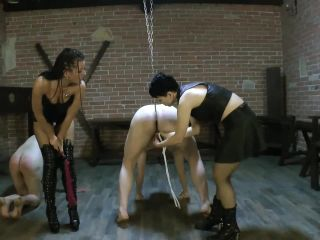FEMALE CZECH DOMINATION  Slaves Under Our Supervision Part 1
