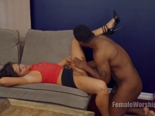 [Femdom 2018] Female Worship  Go Make My Bath. Starring Victoria Voxxx [Pussy Eating, Pussy Licking]