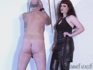 [Femdom 2018] FemmeFataleFilms  The Fear Of Caning. Starring Miss Zoe Page [Spanking F_M, Spanked, Spank, Cane, Canes, Canning]