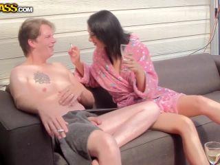Raunchy homemade wife porn