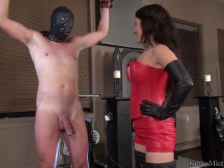 KinkyMistresses  Ella kross  Ballbusting  Part 1