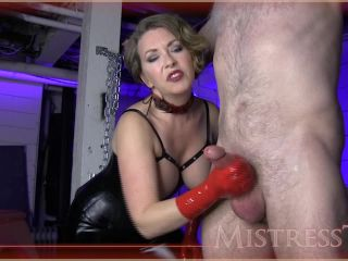Porn online [Femdom 2019] Mistress – T – Fetish Fuckery – Monthly Milking Reward For Twisted Slave [Handjob, Glove Fetish, Glovejob, Forced Male Orgasm, Forced Ejaculation, Forced Orgasm] femdom