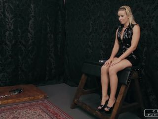 Corporal Punishment – CRUEL PUNISHMENTS – SEVERE FEMDOM – Three steps of humiliation – Part 3 – Mistress Anette