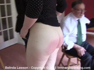 FirmHandSpanking – Belinda Lawson – The Institute – ZF on fetish porn shiny fetish