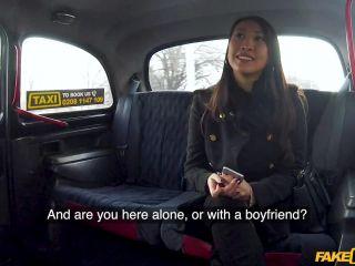 FakeHub – FakeTaxi presents Sharon Lee – Busty French Asian Tries Euro Cock – 03.03.2019