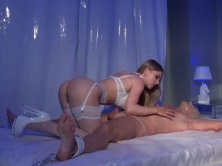 Kinky Mistresses in A Sexy BDSM Session With Lady Estelle