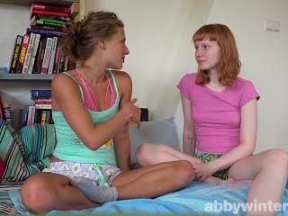 Emma B & Juliana Face Sitting (Full HD)