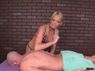 MeanMassage – Bella – Post Orgasm Torture