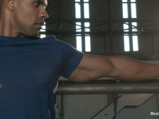 Robert Axel - Straight Muscle God, bdsm dating date on muscle