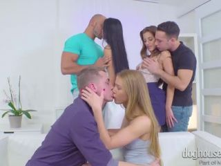 Alexis Crystal & Silvia Dellai & Anna Rose in Playtime