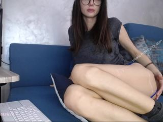 ManyVids: VicaTS - 18.11.07 Shemale Webcams Video part2  on cumshot