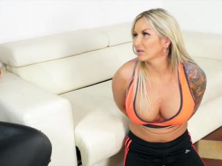 Clips4Sale – Unchained Perversions Jarushka Ross in All Cock Down Your Throat Bitch