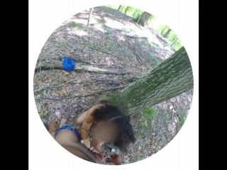 G09732 Snapchat Spectacles Outdoor Pov Fuck In The Woods