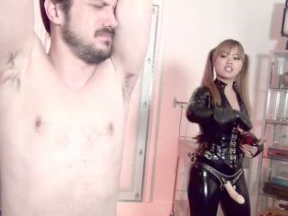 Bdsm – Asian Cruelty – YOUR OBEDIENCE WILL BE ETERNALLY MINE! Starring Astro Domina