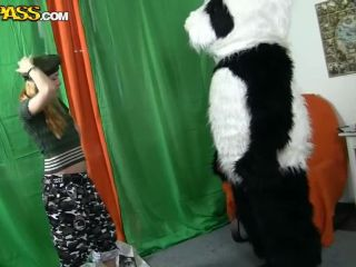 Sex With A Plush Panda - Video 10