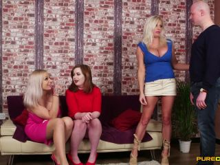 Pure CFNM – Caitlyn Smith, Michelle Thorne, Sophie Anderson – Fuck Our Hands