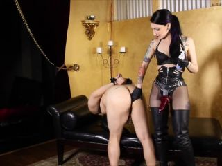 Bdsm – Cybill Troy FemDom Anti-Sex League – Anal Whore – Back In The Saddle