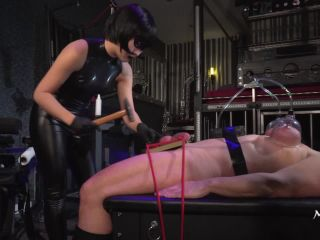 KinkyMistresses – Miss Opium – CBT – Female Domination, Milking