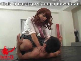 femdom torture Club-Q BOKO -170 ballbusting and kicking, female supremacy on femdom porn