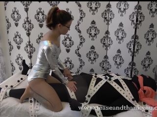 fetish webcam TeaseAndThankYou: Kat Turner - Prison Stay Cumshot Trap, pantyhose on femdom porn