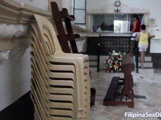 Jewel Filipina Sex With BBW Girl