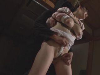 CMV-073 Bite Crotch Rope Woman Swordsman 4 Big Dojo Tsuma-sei Butthead Imprisonment Nagasakibun Tin 乃音 Nyan!!!