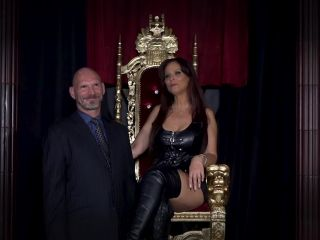 Yes My Queen - Syren De Mer Dominates Her Daddy For The First Time - FilthyFemdom (FullHD 2020)