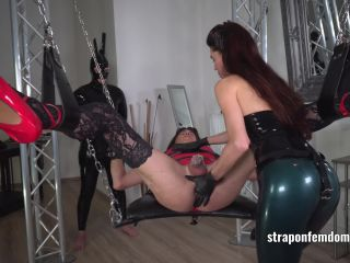 Female Domination – Strapon Femdoms – Mistress Susi and the whore | ass | fetish porn latex fetish sex