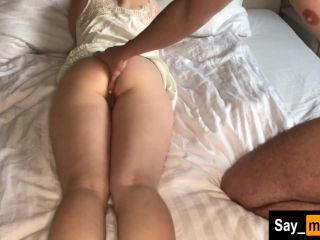 Best mornings are the ones with your dick in my ass