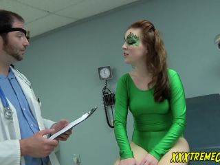Jessie Parker and Rock - Green Ivy Meets Dr. Hate