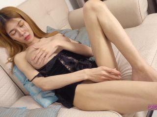 Yoko - Watch Me Cum! [HD 720p] - ladyboy solos - masturbation porn