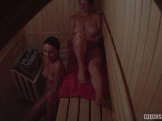 Czech Sauna - Busty miracle